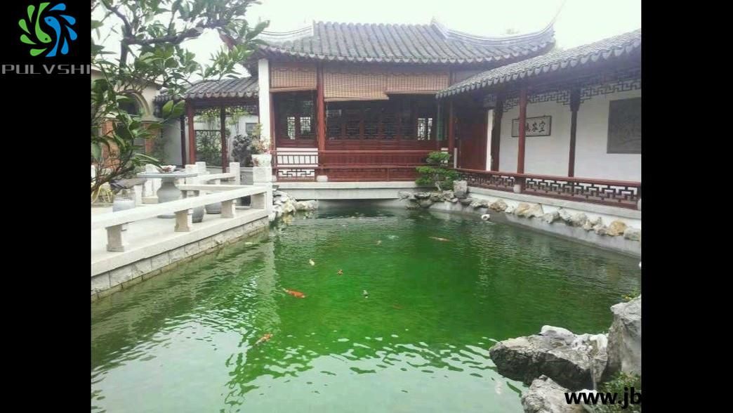 景观水过滤