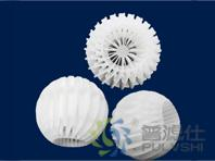 白色生化球