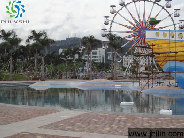 深圳儿童公园—公园景观水处理解决方案