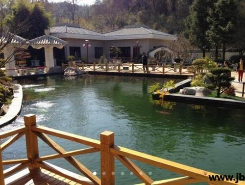 昆明世界园艺博览会-景观水池水处理工程完成
