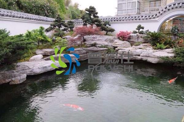 花园景观水处理工程