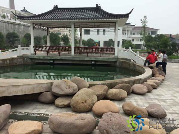 浙江公司景观水体净化:将水净化进行到底