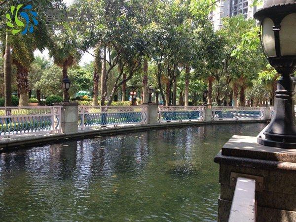 景观水净化中景观水体恶化的本质
