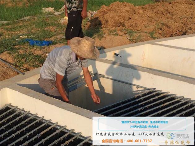 景观水处理新闻相册-正在施工的师傅们我爱您们您们辛苦了