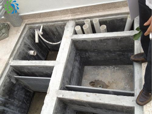 景观鱼池过滤系统,选择建造过滤池?还是只要安装一个过滤箱?