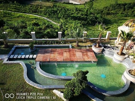 【贵阳】生态城景观鱼池  已完成建造及安装过滤系统