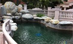 酒店会所景观水处理解决方案